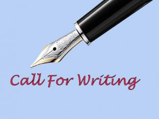 call for writing