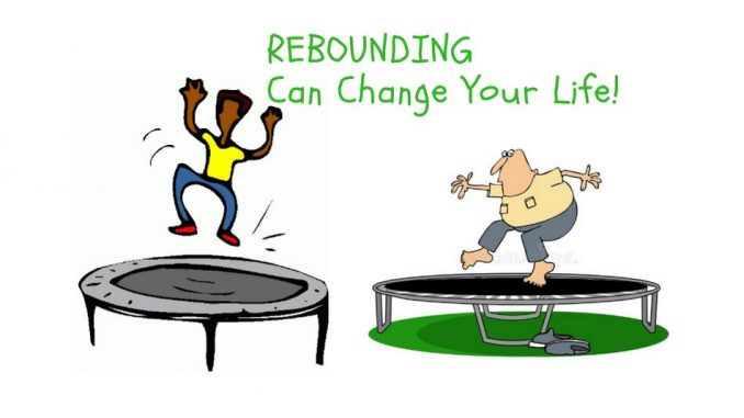 10 minute rebounder workout