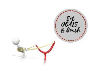 Set Goals and Crush Them