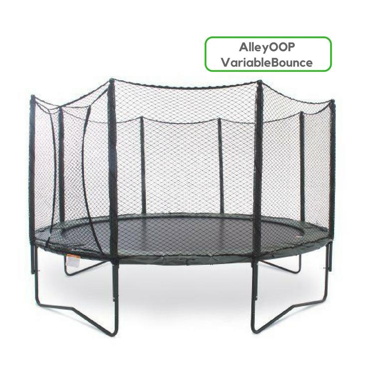 best outdoor trampoline for adult