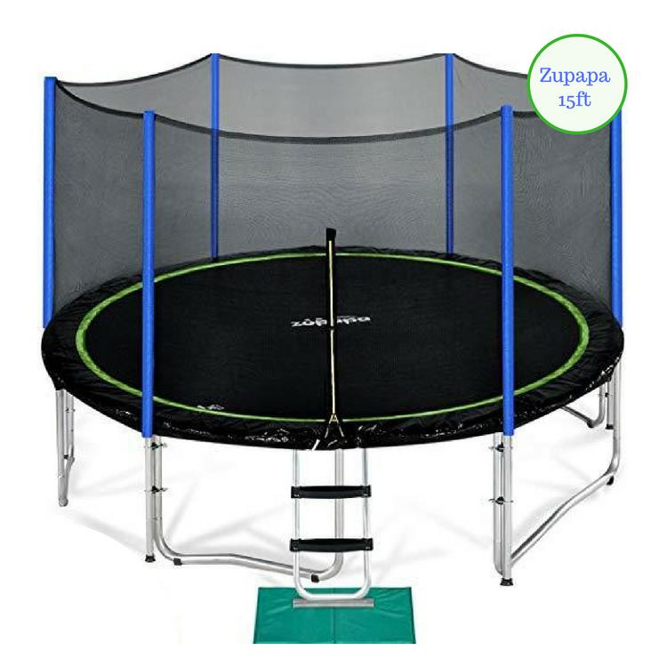 best trampolines for adults