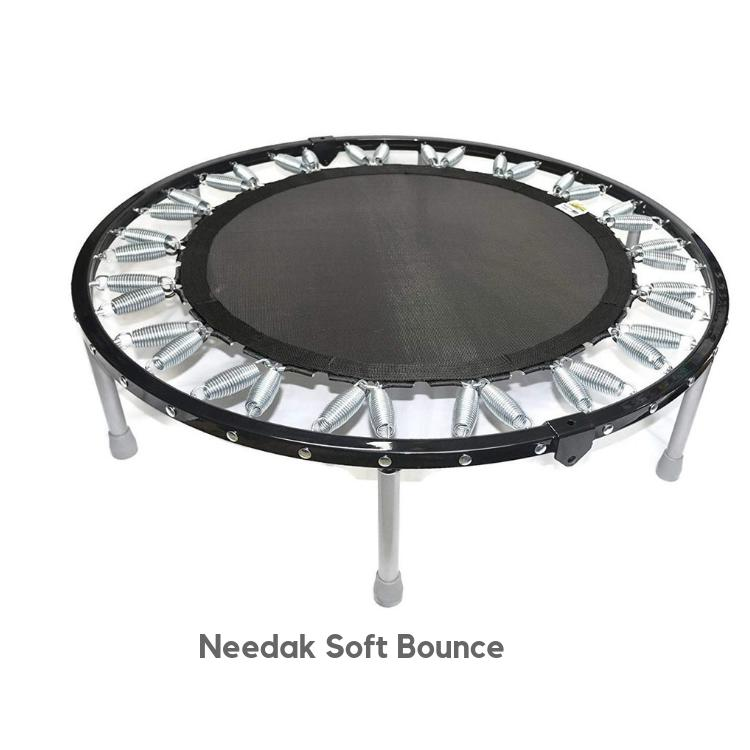 Softbounce And Hardbounce Mini Trampolines: Best Mini Trampoline For Heavy Adults In 2019