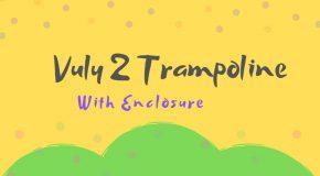 vuly 2 trampoline