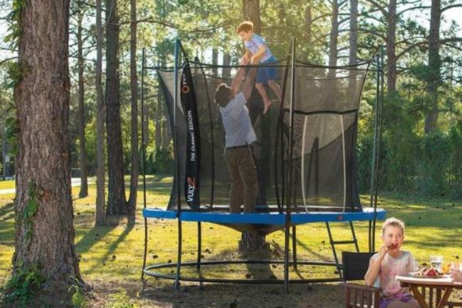 vuly2 trampoline review