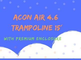 best round trampoline